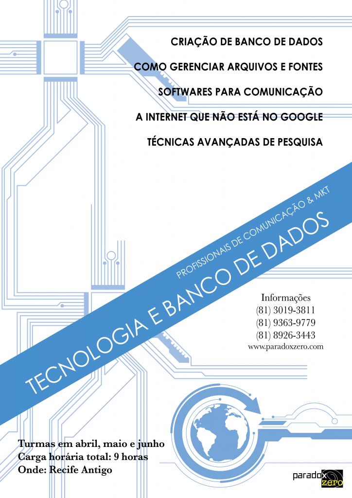 TecnologiaBancoDeDados