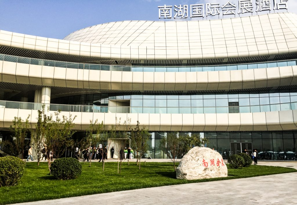 Tangshan, China